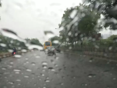 राजधानी में आज होगी हल्की बारिश