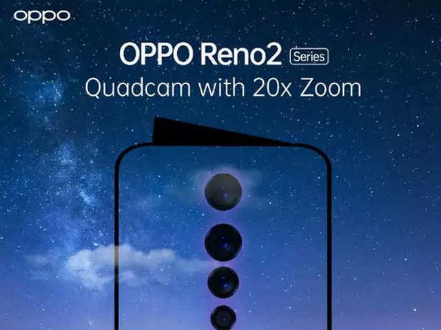 Oppo Reno 2Z स्मार्टफोन 28 अगस्त को होगा लॉन्च, लीक हुईं लाइव फोटोज