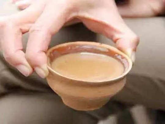 Kulhad-tea