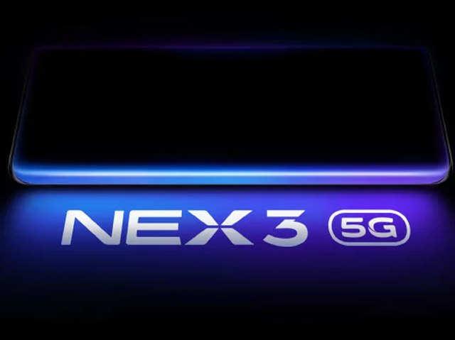 Vivo NEX 3 5G सितंबर में होगा लॉन्च, मिलेगा 99.6% का स्क्रीन टु बॉडी रेशियो