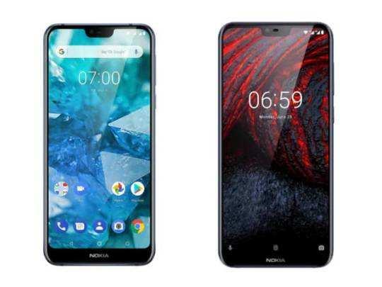 Nokia 7.1 and Nokia 6.1 Plus Price cut