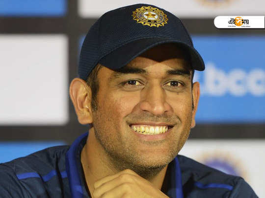 ms dhoni's new look goes viral as he is spotted in jaipur