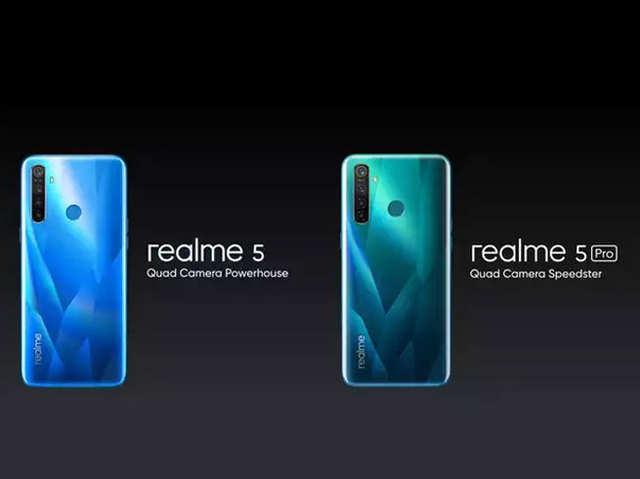 Realme 5 और 5 Pro में कन्फ्यूज? जानें, कौन है क्वॉड कैमरे वाला बेस्ट बजट स्मार्टफोन
