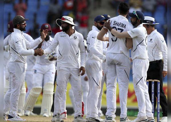 वेस्ट इंडीज को हराकर भारत ने बनाए ये रेकॉर्ड्स