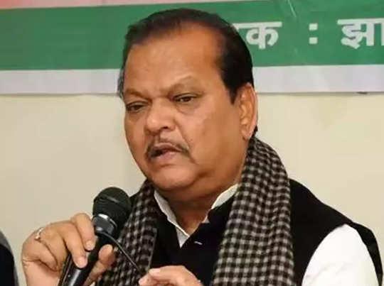 कांग्रेस नेता सुबोधकांत सहाय