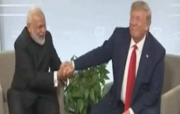 G7 Summit: जब दिखे डोनल्ड ट्रंप और नरेंद्र मोदी के अलग अंदाज़