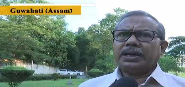 असम: बीजेपी विधायक ने फिर कहा, संगीत सुनाने पर गायें देती हैं ज्यादा दूध