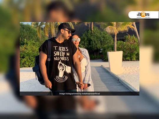 malaika arora-arjun kapoor share vacation pics which has gone viral on social media