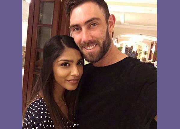 इस भारतीय लड़की के प्यार में हैं ग्लेन मैक्सवेल