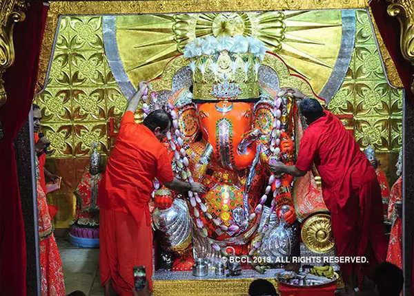 मोती डूंगरी गणेश मंदिर, जयपुर