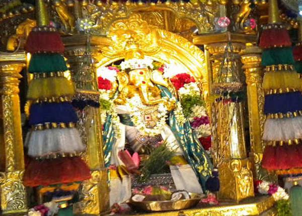मनकुला विनायगर मंदिर, पुडुचेरी
