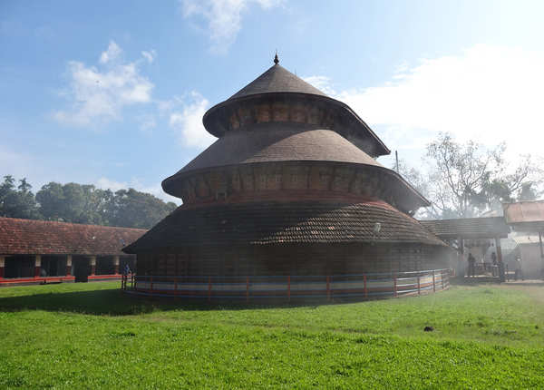 मधुर महागणपति मंदिर, केरल