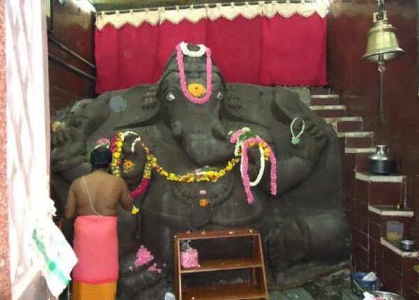 श्री डोडा गणपति मंदिर, बेंगलुरु
