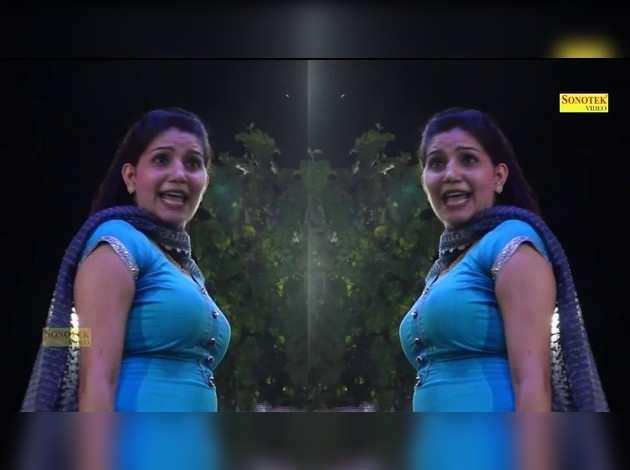 देखिए, सपना चौधरी का वायरल डांस विडियो हरियाणवी गाने Ek Tu Ek Mein पर