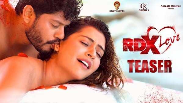 paayal rajputs rdx love teaser released