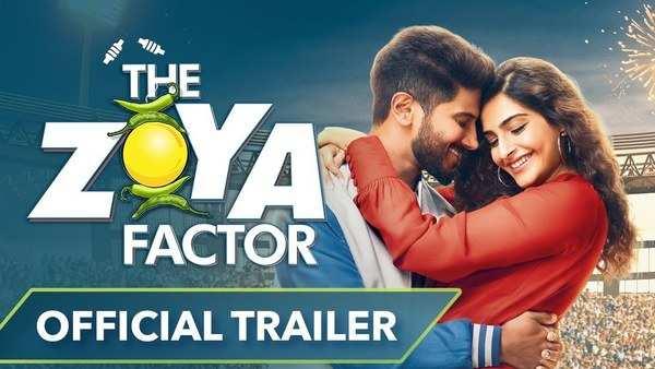 the zoya factor official trailer