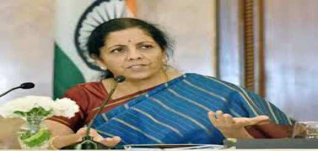 उद्योगों को राहत देने के लिए सरकार दो बड़े ऐलान जल्द करेगी: निर्मला सीतारमण