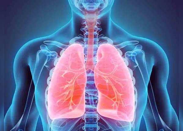 श्वसन प्रणाली पर प्रभाव