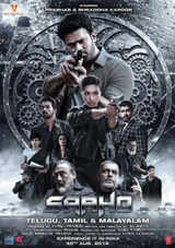 prabhas and shraddha starrer saaho malayalam movie review rating