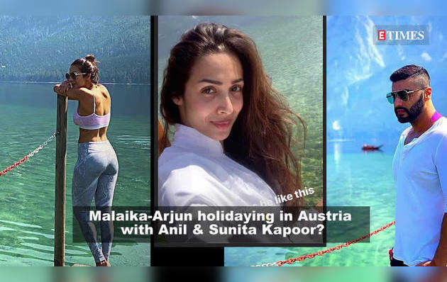 अनिल कपूर और सुनीता के साथ वकेशन पर हैं मलाइका-अर्जुन?