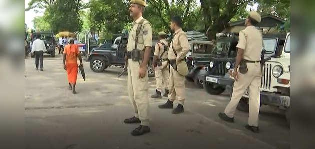 असम NRC: राज्यभर में सुरक्षा के पुख्ता इंतजाम