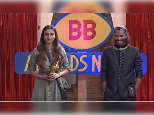 Bigg Boss Marathi 2 August 31 2019 Day 99: शिवानीकडून बिचुकलेंना मिळालं हेअवॉर्ड