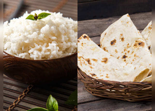चावल से बेहतर रोटी