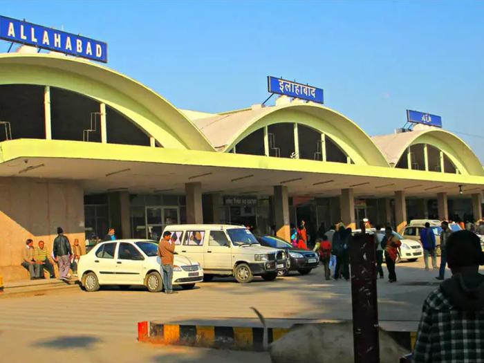 allahabad railway station
