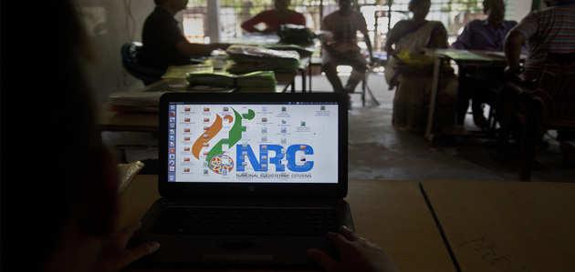 दिल्ली और तेलंगाना में NRC लिस्ट करने के पक्ष में BJP