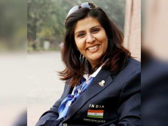 दीपा मलिक... नगरचा अभिमान