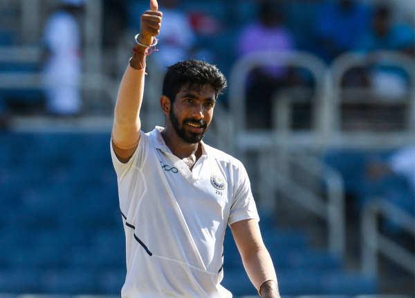 12वें टेस्ट में बुमराह के 5वीं बार 5 विकेट
