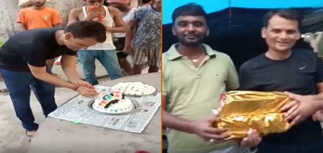 बिहार: जेल के अंदर हत्या के सजायाफ्ता कैदी ने मनाया जन्मदिन