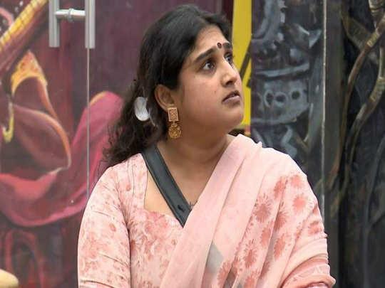 Vanitha Bigg Boss Tamil 3