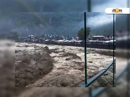 atleast 90 uttarakhand roads, national highways blocked due to landslide and alaknanda, yamuna flowing near danger level