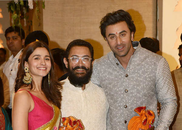 आमिर के साथ रणबीर-आलिया