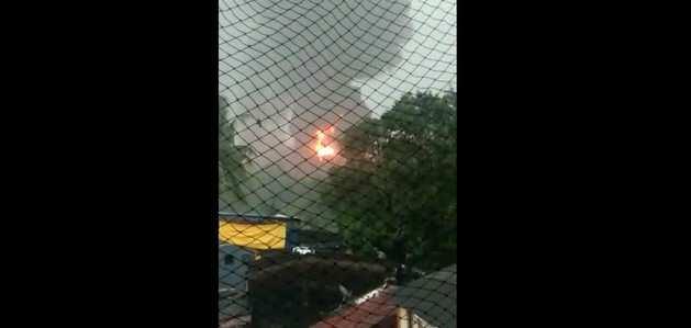 मुंबई: ओएनजीसी प्लांट में भीषण आग, 7 की मौत, 3 घायल
