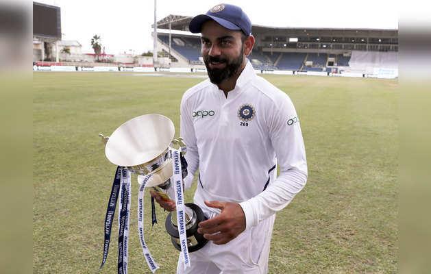 विराट कोहली बने नंबर 1 टेस्ट कप्तान, ये हैं बाकी चार