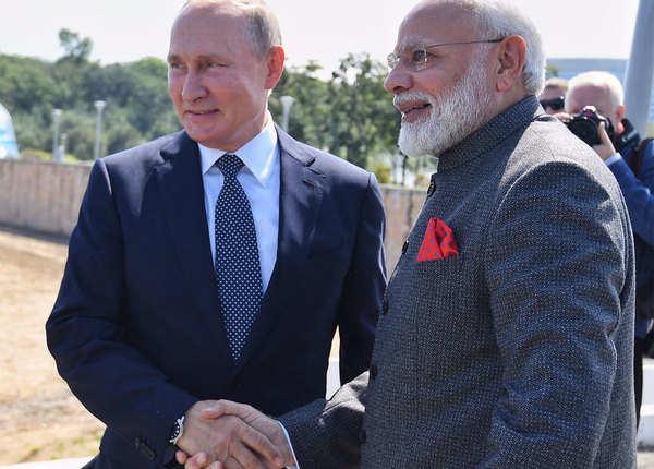 रूस और भारत दोनों को एक-दूसरे की जरूरत