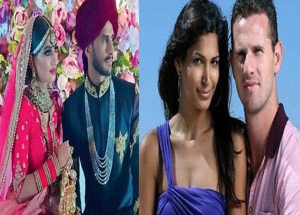सिर्फ हसन अली नहीं, इन विदेशी क्रिकेटरों ने भी की भारतीय हसीनाओं से शादी