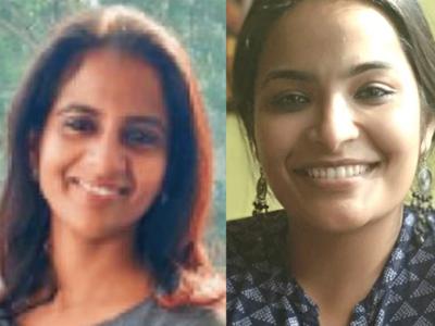 गौरी शर्मा और एलीना