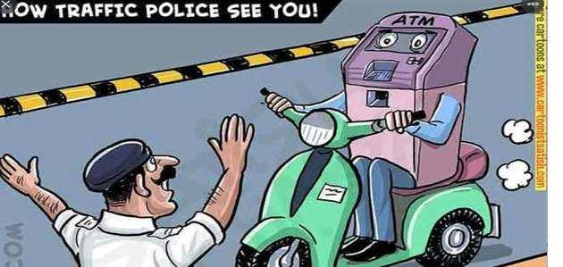 New Motor Vehicle Act sparks meme-fest on social media