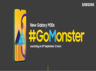samsung to gomonster throws an open challenge to celebs to test the 6000mah battery on the m30s