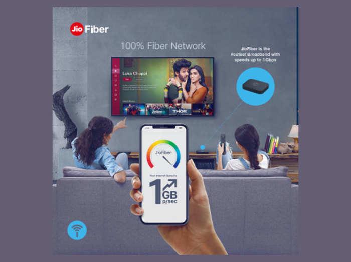 Reliance Jio Fiber: कौन सा प्लान है आपके लिए बेस्ट?