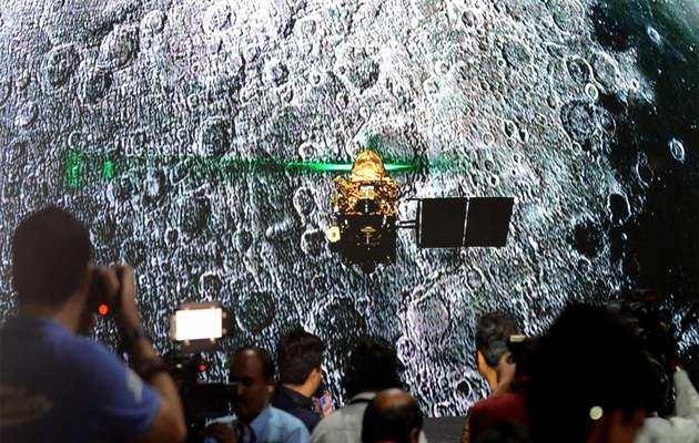 चंद्रयान-2: इसरो ने कहा- ऑर्बिटर अपनी कक्षा में स्थापित, 7 साल तक चांद के रहस्यों से पर्दा उठाने में करेगा मदद