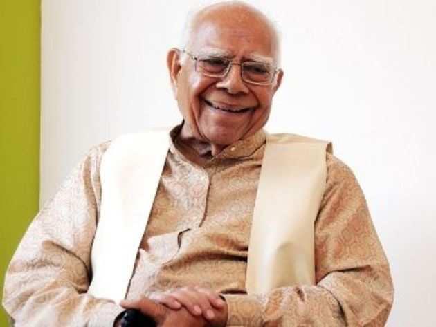 राम जेठमलानी (फाइल फोटो)