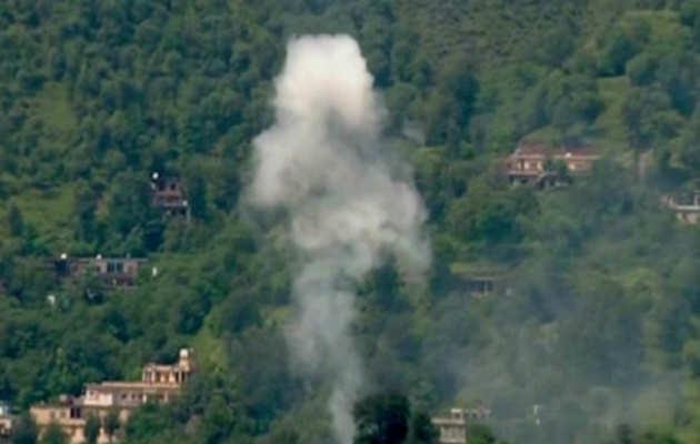 जम्मू-कश्मीर: पाकिस्तान ने पुंछ में सीज़फायर का किया उल्लंघन