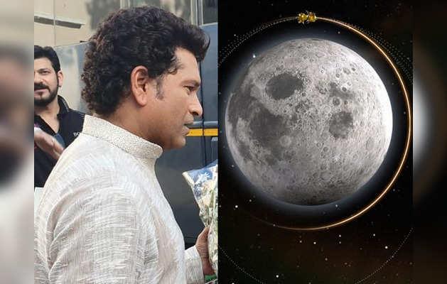सचिन बोले, इसरो ले जाएगा चांद से भी दूर