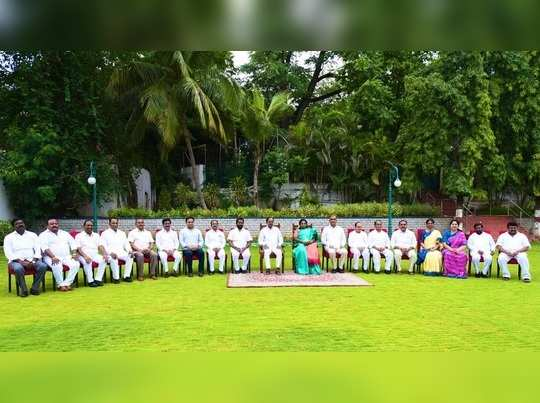 Telangana Cabinet