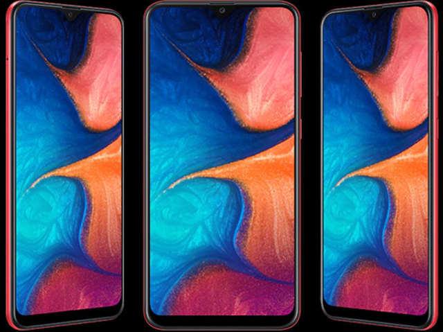 Samsung Galaxy A20s में मिलेगी 4,000mAh की बैटरी, लीक हुए स्पेसिफिकेशंस