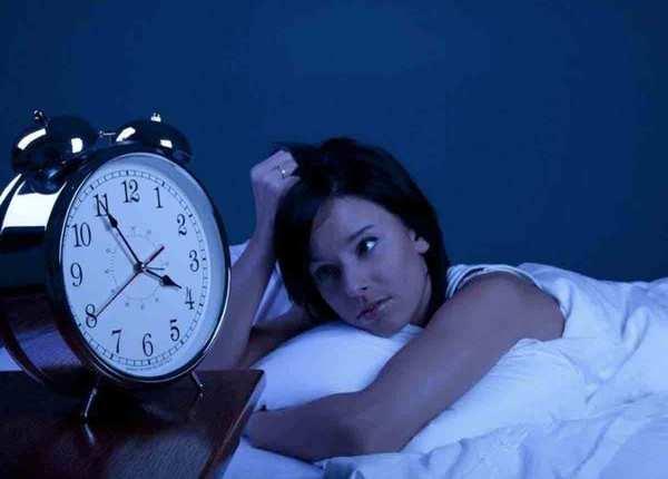 नींद की कमी